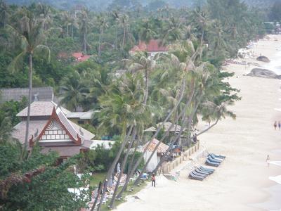 サムイ島南ラマイ