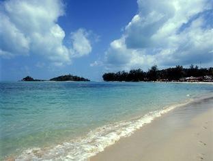サムイ島チョンモンビーチ