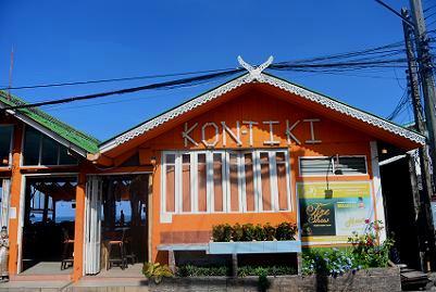 サムイ島のおすすめレストラン-KON TIKI