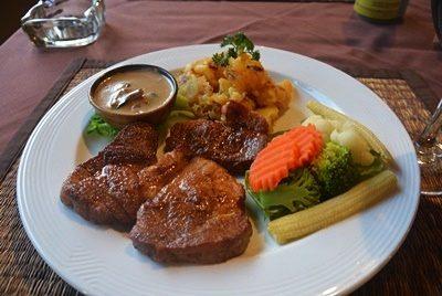 サムイ島の西欧料理レストラン-El Dorado