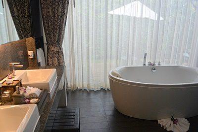 バーン ハードゥンガム ブティック リゾートのプールヴィラ