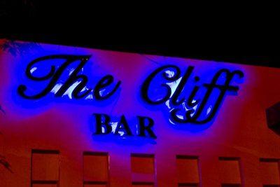 サムイ島のおすすめレストラン-The Cliff