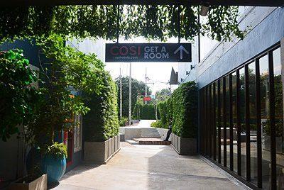 セントラルフェスティバルサムイのレストラン街