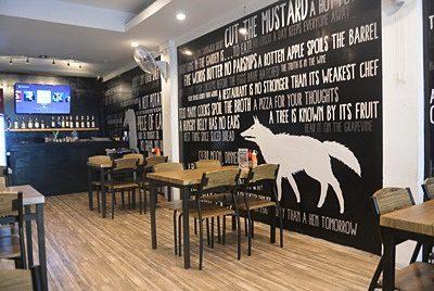 サムイ島のおすすめレストラン-Hungry Wolf(チャウエンビーチ)