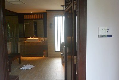 ノボテル カンダブリのファミリールーム