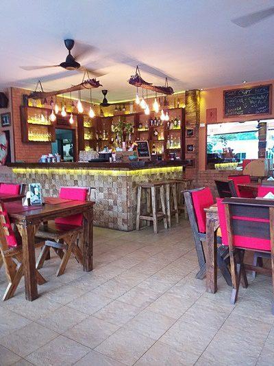 サムイ島のおすすめレストラン-tropicana