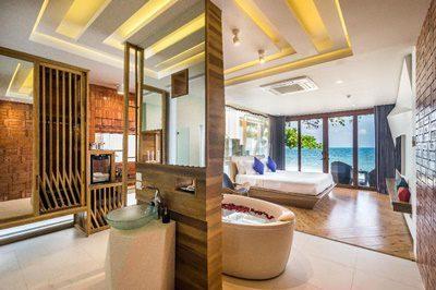 ホワイト サンド サムイ リゾートの客室